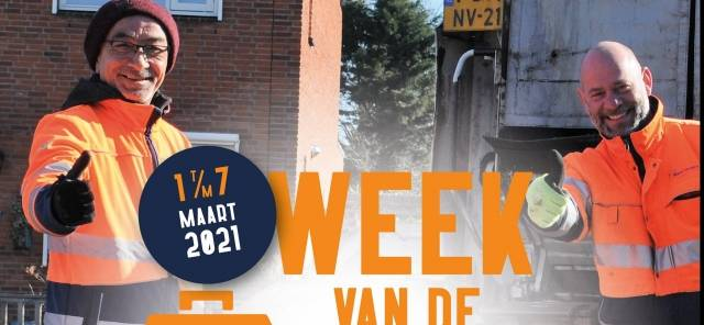 Week van de Afvalhelden