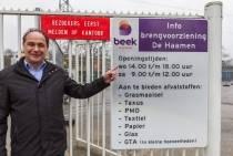 Wethouder Schoenmakers opent De Haamen
